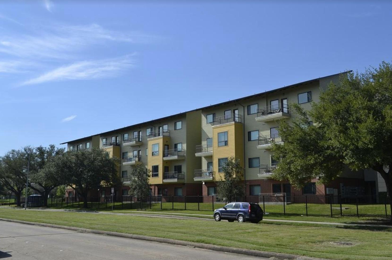 apartment building investment